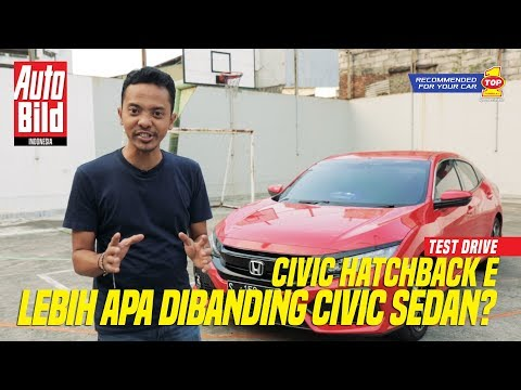 Honda Civic Hatchback Turbo 2017 | Test Drive | Auto Bild Indonesia