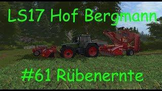 LS17 | Hof Bergmann | #61 Rübenernte