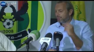 الساورة تعين الفرنسي سيباستيان ديسابر مدربا للفريق بعد مفاوضات عسيرة