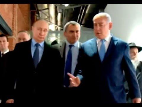 Израиль - Россия: сирийский роман