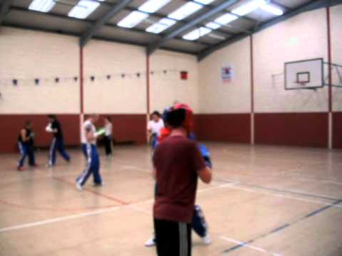 white panthers martial arts listowel 2
