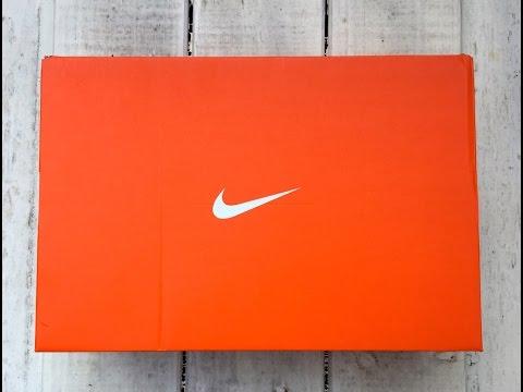 Nike Revolve 2 navy blue UNBOXING