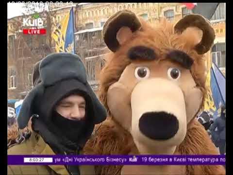 Телеканал Київ: 19.03.18 Столичні телевізійні новини 08.00