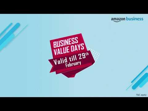Amazon Business Value Days