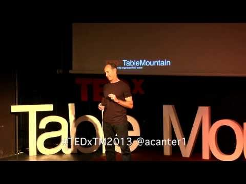 "Is ""responsible investor"" an oxymoron? Andrew Canter at TEDxTableMountain"