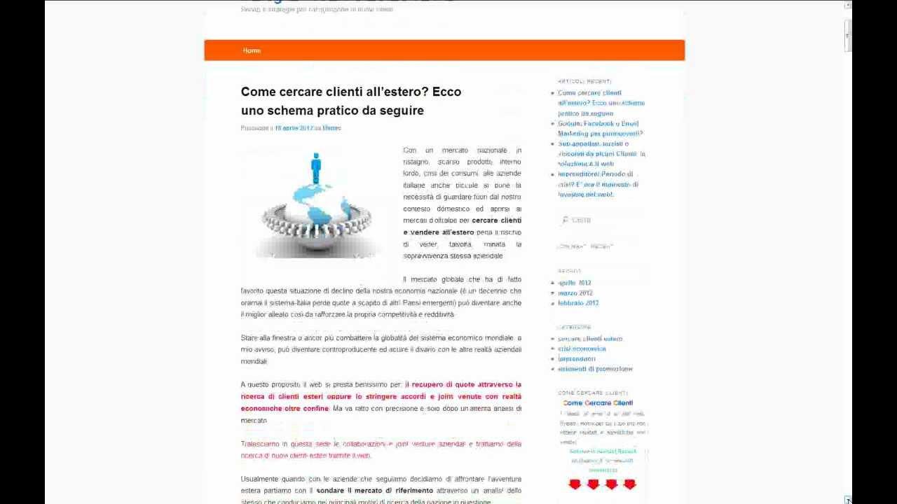 e1255f348d Come vendere all'estero: 5 strumenti concreti per entrare nei mercati  esteriIl blog che spiega agli imprenditori italiani come ricercare clienti  in Italia e ...