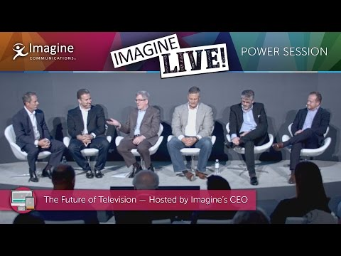 The Future of Television — Hosted by Imagine's CEO