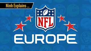 Could NFL Europe Work Today as a Developmental League The Story of NFL Europa WLAF XFL AAF