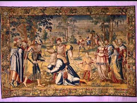 Cuatro piezas del Siglo XVI