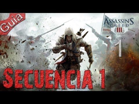 Assassins Creed 3 | Parte 1 | Español | Guía
