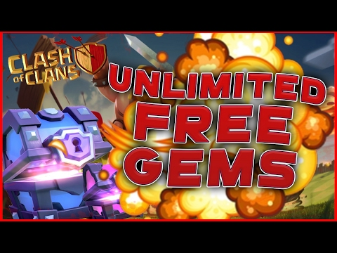 Clash of Clans - Hack - FREE GEMS - COINS - IOS-ANDROID - FREE - DOWNLOAD