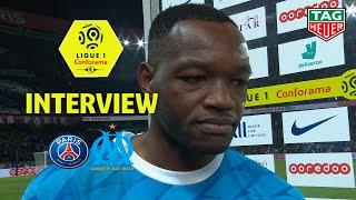 Interview de fin de match :Paris Saint-Germain - Olympique de Marseille (4-0) / 2019-20