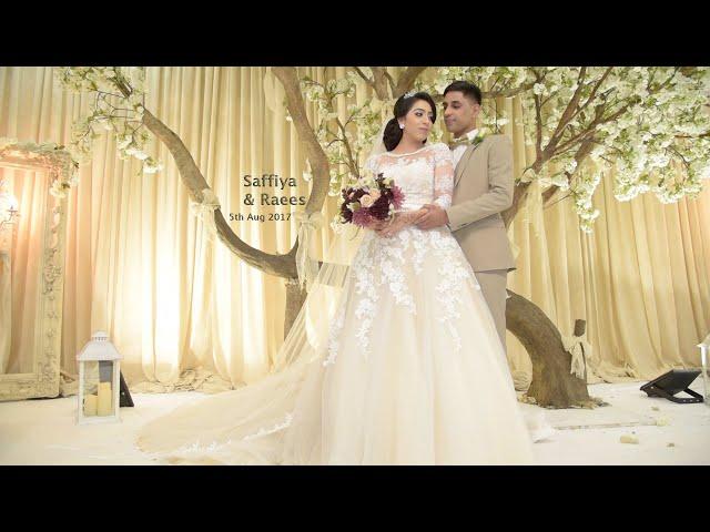 Saffiya & Raees Wedding Highlights