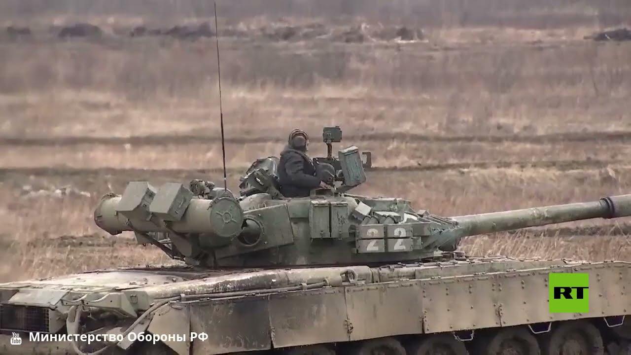 الطلاب العسكريون في خاباروفسك ينفذون رماياتهم الأولى من دبابات تي-72  - نشر قبل 5 ساعة