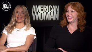 Sienna Miller & Christina Hendricks On Their Intense New Film American Woman