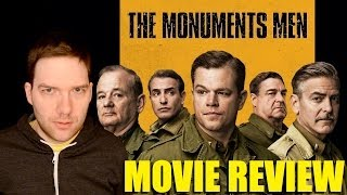 The Monuments Men - Movie Review