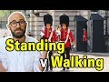 Why Does Standing in One Place Make Your Legs More Sore Than Walking?