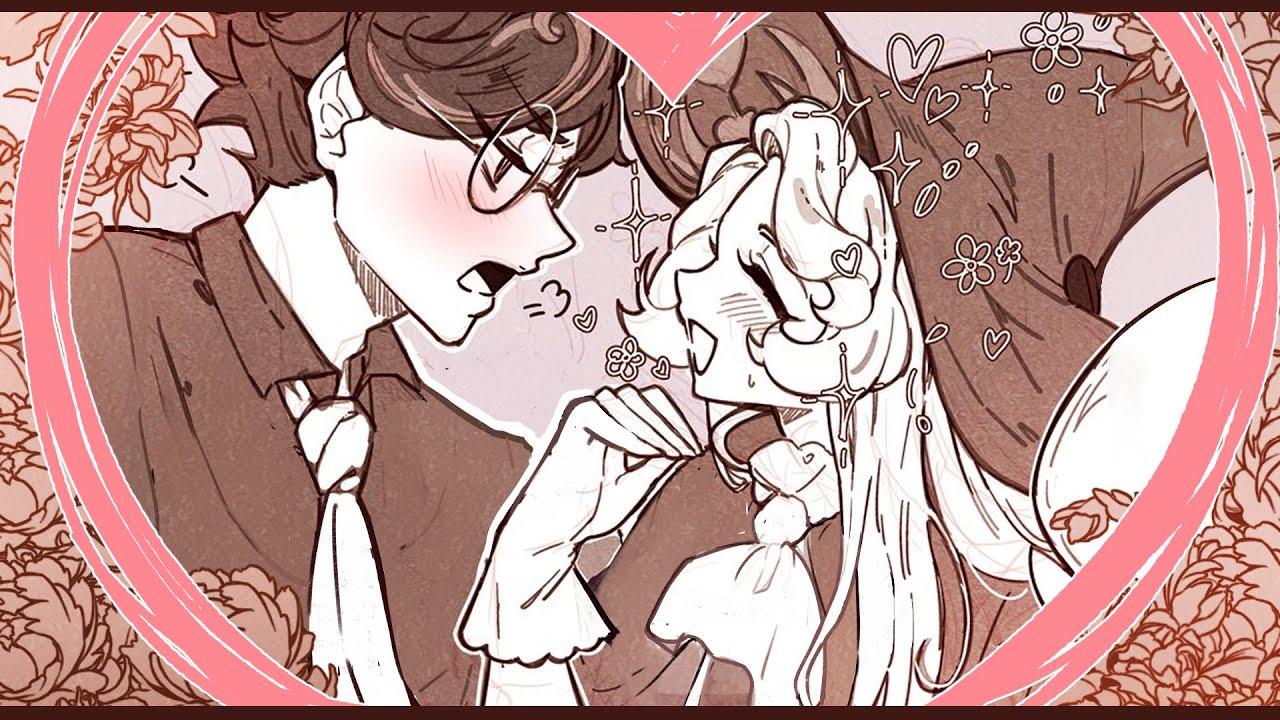 [쿠키런 더빙] 네 향기 너무 좋다...  어떤 원두 썼어? (쿠키런 팬만화 - 서리차)