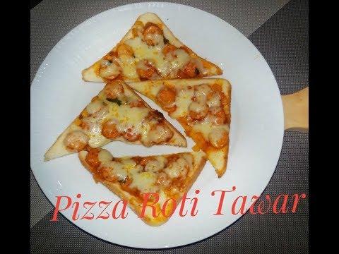 Pizza Roti Tawar Praktis Dan Mudah Youtube