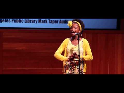 2014 Inaugural LA Youth Poet Laureate: Amanda Gorman
