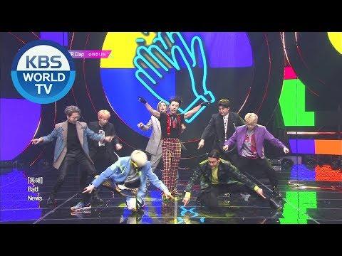 Super Junior - SUPER Clap [Music Bank / 2019.10.25]