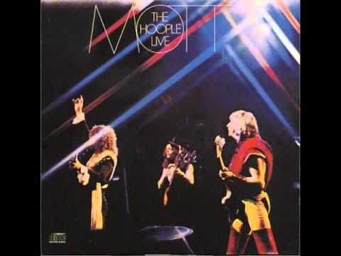 Mott The Hoople - All The Way From Memphis (Live 1974)
