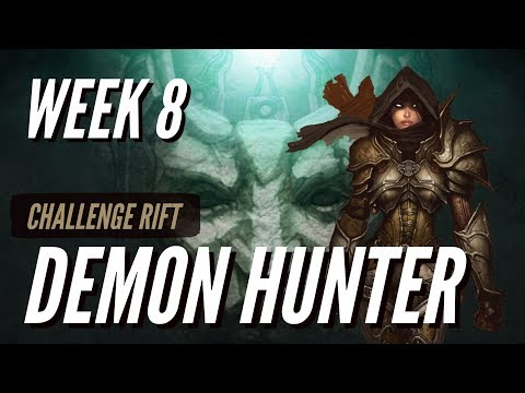 [Week 8] Diablo 3 - Challenge Rifts [NA] Demon Hunter [2.6.0]