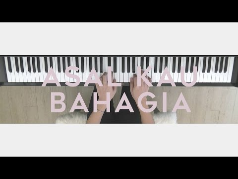 armada - asal kau bahagia (piano) [karaoke/instrumental]