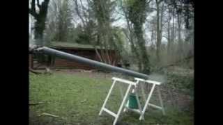 Diy High Pressure Wood Boiler And Steamer