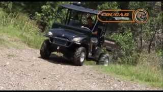 American SportWorks Landmaster LM500 4x4 Side-By-Side UTV (#56740
