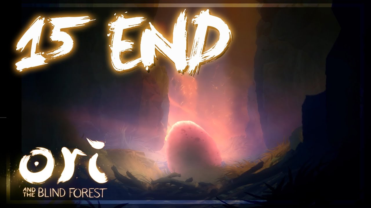 ori and the blind forest ending a relationship