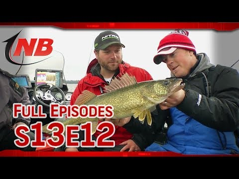 Fall Locations For Sault Ste. Marie Area Walleyes (Season 13 Ep 12)