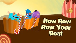Row, Row, Row Your Boat ⛵️ | Beautiful Songs and Lullabies for Children | Rajshri Kids