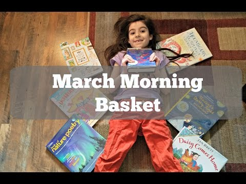 What's in Our March Morning Basket