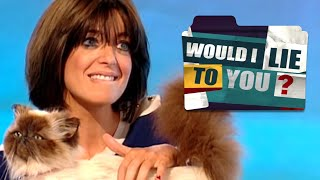 Jason Manford, Claudia Winkleman, Clive Anderson, Miranda Hart in Would I Lie to You| Earful #Comedy
