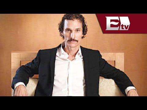 Matthew McConaughey revela su dieta para bajar de peso / Andrea Newman