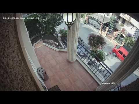 Earthquake Skopje / Земјотрес во Скопје 11.09.2016 15:10:08