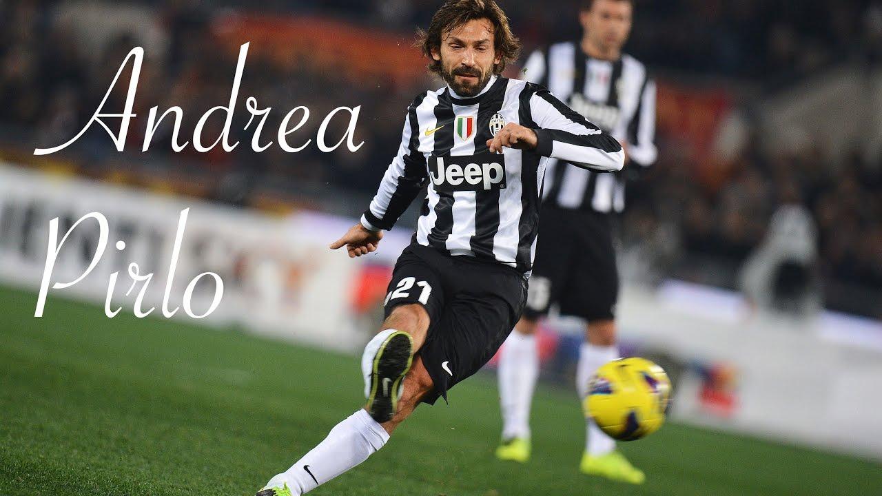Andrea Pirlo Maestro