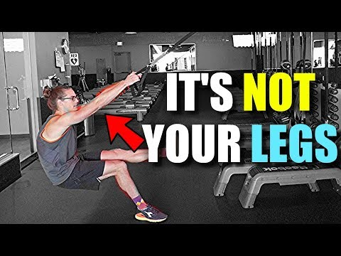 The #1 Problem With The TRX Squat (Single Leg)