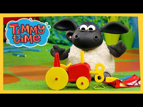 Timmy's Tractor | New Timmy Time