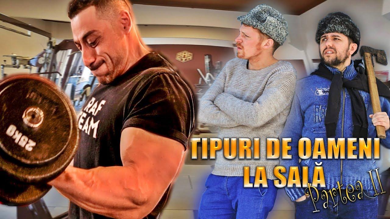 Download TIPURI DE OAMENI LA SALĂ ( PARTEA II ) #3Chestii