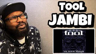 TOOL - JAMBI | REACTION