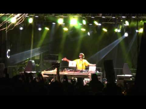Grandmaster Flash @Evolve 2014 - Uncut Set