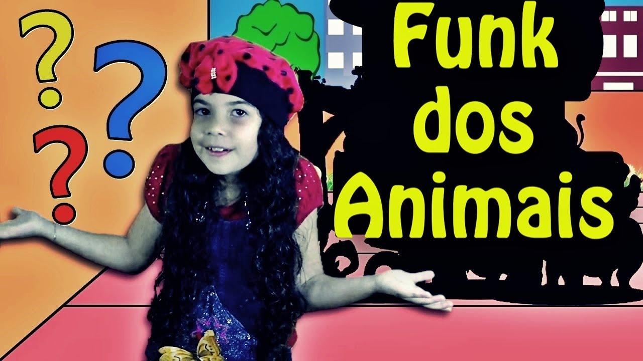 Turma Kids E Cia Funk Dos Animais Musica Infantil Clipe