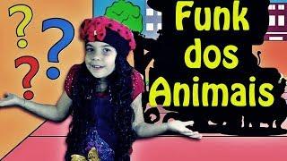 FUNK DOS ANIMAIS ♫ Turma Kids e Cia (Música Gospel Infantil)