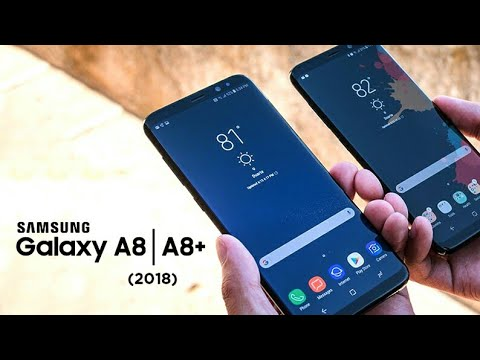 Samsung Galaxy A8 / A8 plus 2018 Specifications. Camera, Price