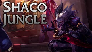 League of Legends | Wild Card Shaco Jungle - Full Game Commentary