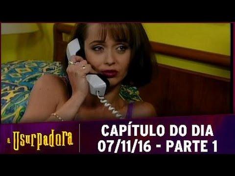 a usurpadora completa em portugues