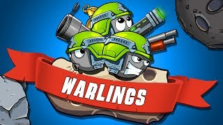 Warlings игра на Android