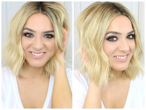 LOB (Long Bob) Waves Hair Tutorial